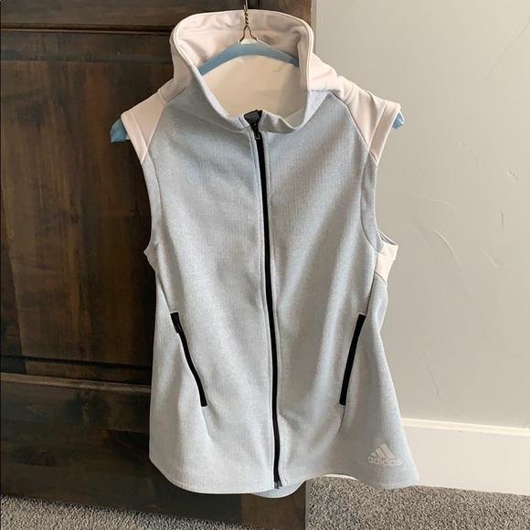 Grey vest